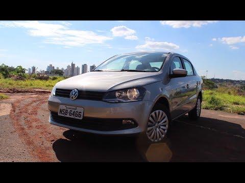 Avaliação Volkswagen Voyage I Trend 1.0 2013 Canal Top Speed