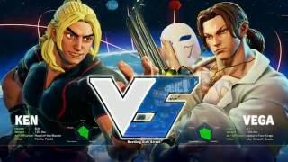 Street Fighter 5 Tournament: Summer Jam X Semis - FOX Julio (Ken) v NVT Flash (Vega)
