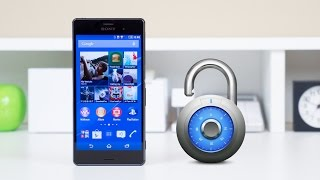 How to Unlock a Sony Xperia Z3!