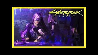 Breaking News   Cyberpunk 2077 E3 Trailer Explained By CD Projekt RED