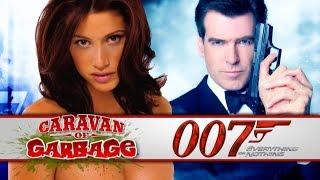 James Bond 007: Everything or Nothing (PS2) - Caravan Of Garbage
