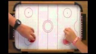 mini air hockey de table Articles-maison.com.flv