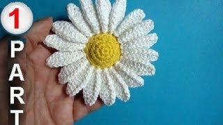 Easter chickens пасхальные вязаные курочки вязание крючком crochet pattern for free.  Как вязать ромашку крючком Урок...