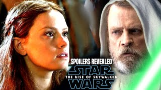 The Rise Of Skywalker Spoilers Will Change History! (Star Wars Episode 9)