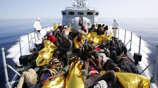 'You are (not) welcome here': Italy divided over refugee crisis