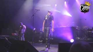 CianosTV - Concert de La Fouine & Team BS - Lille