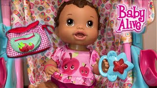 What I Pack in My Baby Alive Baby All Gone Doll