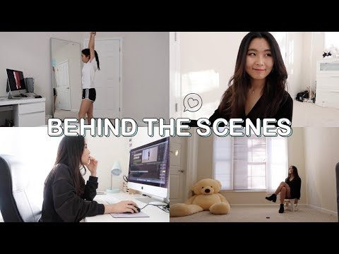 [Behind the Scenes] How I PracticeFilm My Dance Covers