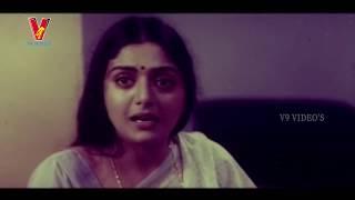 Krishna in love with Bhanu Priya | I Love You Teacher Movie Scenes | V9 Videos