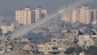 Barack Obama Visits West Bank: ROCKETS Fired At ISRAEL From GAZA
