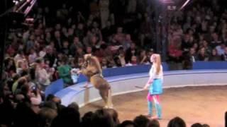 Big Apple Circus, December 2008