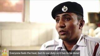 Traffic Cop | Lipton Ice Tea | #100DaysOfSummer