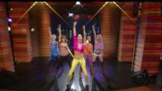 Pussycat Dolls Jai Ho Remix LIVE