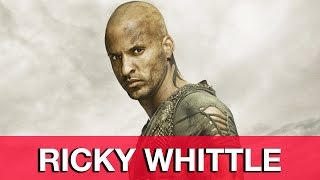 The 100 Season 3 Lincoln Interview - Ricky Whittle