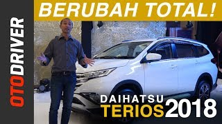 Daihatsu All New Terios 2018 First Impression Review Indonesia | OtoDriver