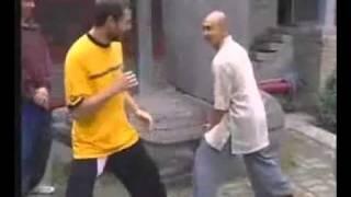 Real Kung Fu Master