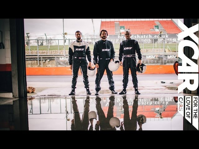 Want to become a racing driver? Find out how - XCAR