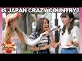 CRAZY JAPAN?! MYTH or REAL? Ask about crazy Japanese TV shows VS abroad.