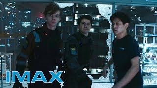 Why you should watch Maze Runner: The Death Cure in IMAX (clips)