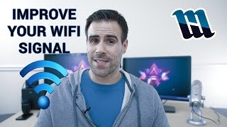 How To: Improve or Optimize Your WIFI Signal