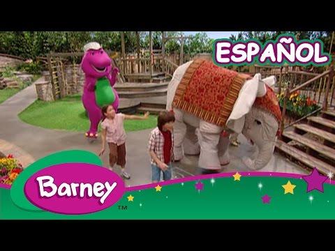 Barney Latinoamérica El elefante