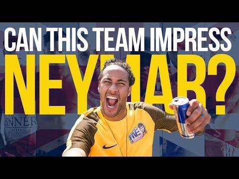 Can the UK s best 5 a side team win Neymar Jr s Five