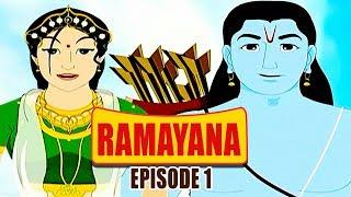 Ramayana For Kids In Hindi | Part 1 | Mythological Stories | Ramayana Story | Masti Ki Paathshaala