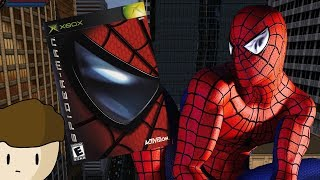 Spider-Man The Movie: The Game (Cooper's Perspective)
