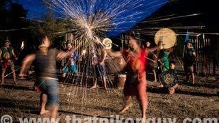 Thai Martial Arts sword fighting