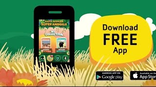 South African Super Animals |  Download FREE App