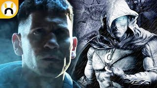 Moon Knight Joining The Punisher Rumors & Evidence