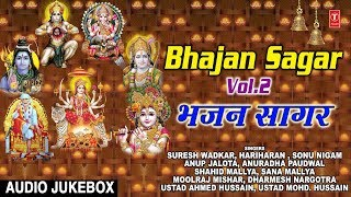 रविवार Special~भजन सागर I Bhajan Sagar Vol.2 I Great Collection of Bhajans I Full Audio Songs