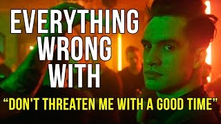 Everything Wrong With Panic At The Disco -