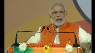 Narendra Modi mai fakir hu mera kya ukhad loge  ! Parivartan Rally in Moradabad