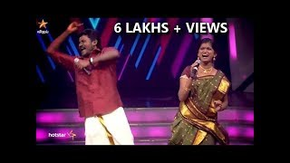 Super Singer 24/02/2018 Senthil Performance   He made every one to cry with his performance