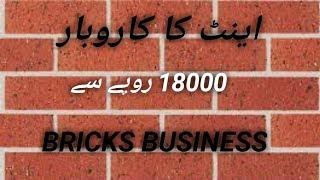 Bricks Business in Pakistan