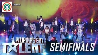 Pilipinas Got Talent Season 5 Live Semifinals: Power Impact - Dance Group