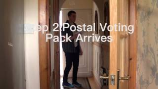 Postal Voting for Young People