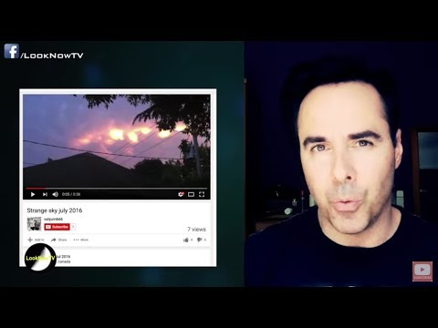 Best UFO Sightings 2016 SPACE To EARTH UFOs Caught On Camera