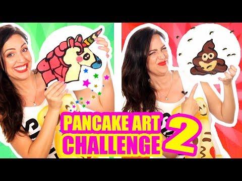 Xxx Mp4 DIBUJOS QUE SE COMEN Unicornio Hello Kitty KK Pancake Art Challenge Reto SandraCiresArt 3gp Sex