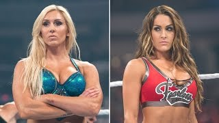 Nikki Bella disses Raw Women's division
