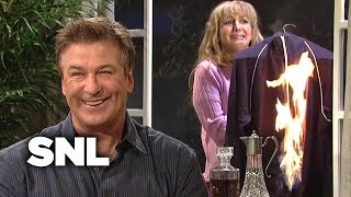 Date With A Child Psychologist - SNL