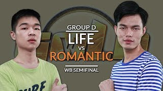 GCS:W 2017 - WB SF (Group D): [N] Life vs. Romantic [H]