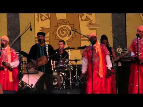 Hamid El Kasri Festival Gnaoua 2010 IX