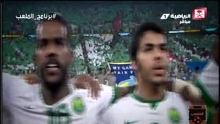 كليب || المنتخب السعودي يكسب مواجهته مع منتخب العراق  #برنامج_الملعب