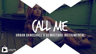 Urban Dancehall Riddim Instrumental x DJ Mustard type beat 2016 -