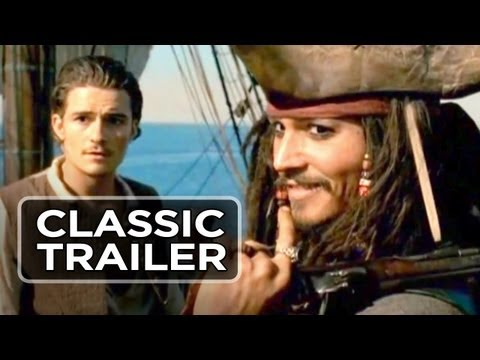 Xxx Mp4 Pirates Of The Caribbean The Curse Of The Black Pearl Official Trailer 1 2003 HD 3gp Sex