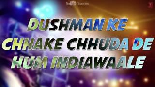 NEW 'India Waale' Video Song with Lyrics   Happy New Year   Shahrukh Khan   Deepika Padukone
