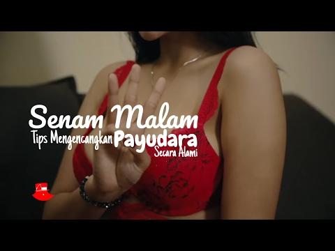 SENAM MALAM Episode #006   Tips Mengencangkan PAYUDARA Wanita Secara ALAMI Bareng GRACE Iskandar