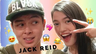 VLOG: THE BEAUTY OF FANGIRLING (JACK REID CAN SING!!!)